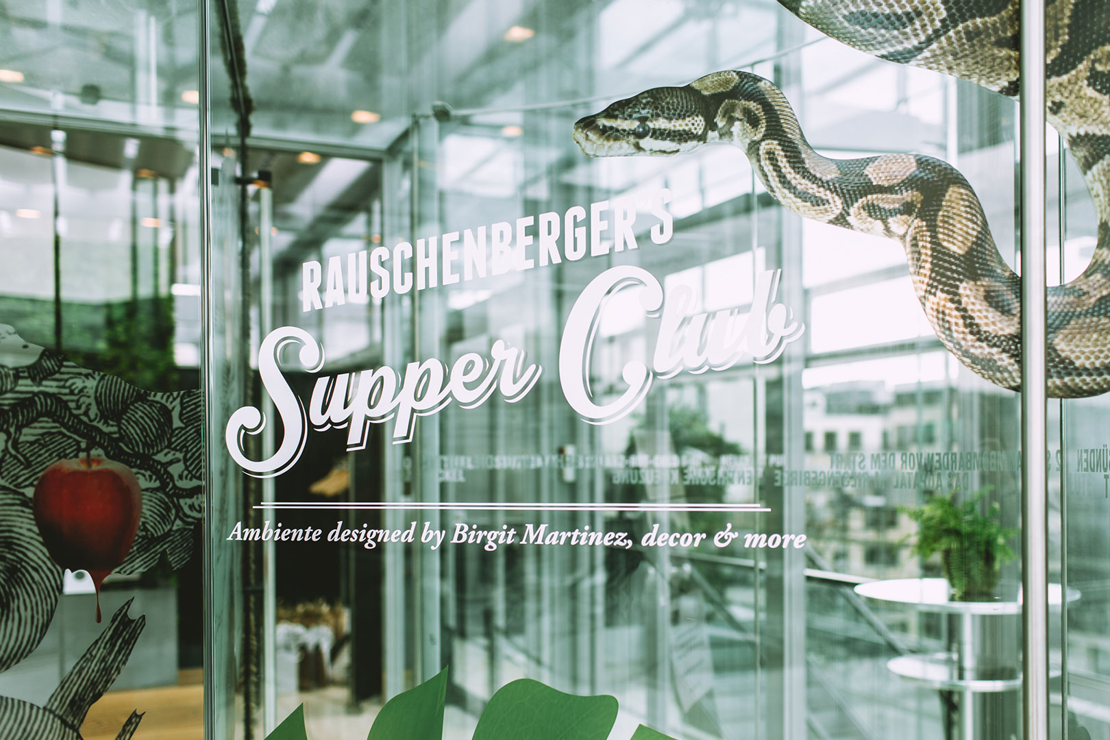 Rauschenbergers Supper Club
