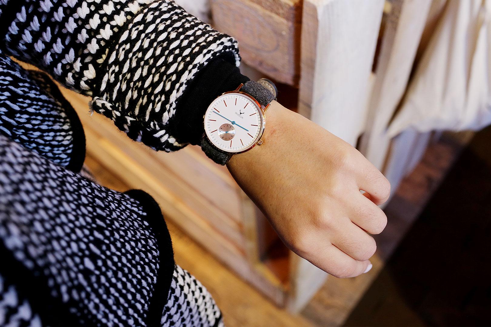 Makelose Uhren