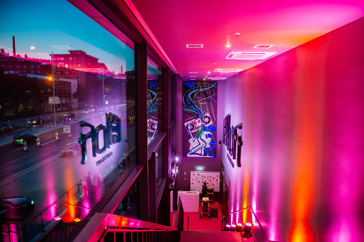 Neueröffnung Aloft Stuttgart – Ein Hotel für Events und Lifestyle