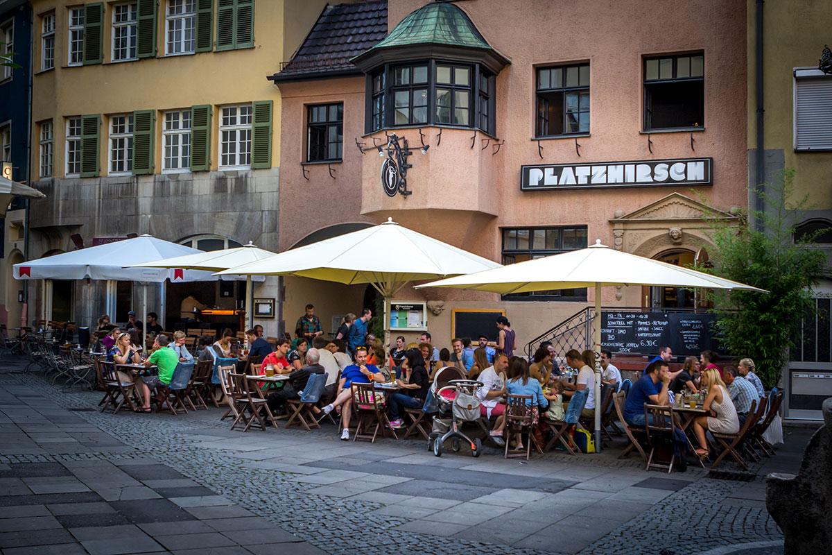 Platzhirsch Stuttgart