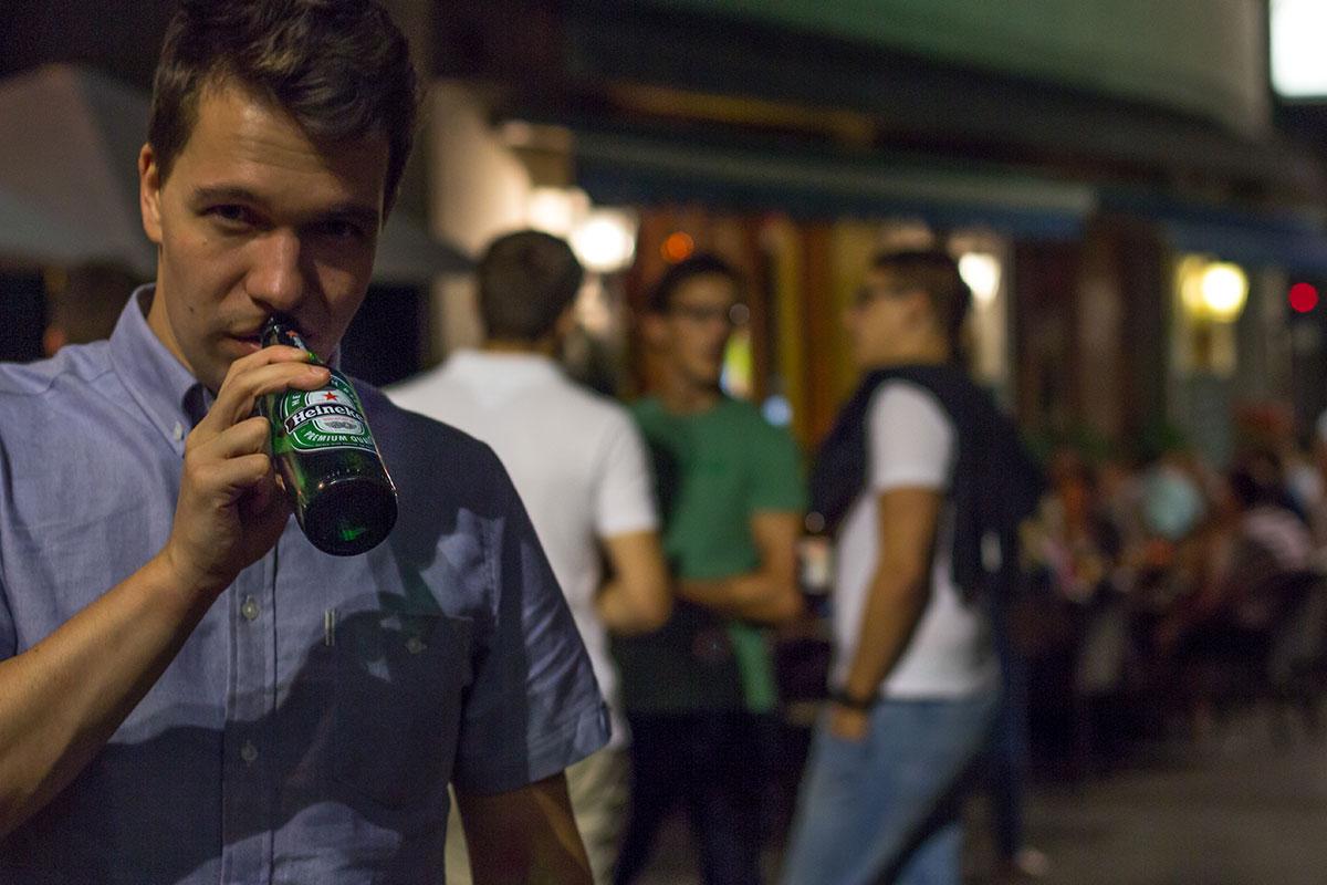 Open your City mit Heineken