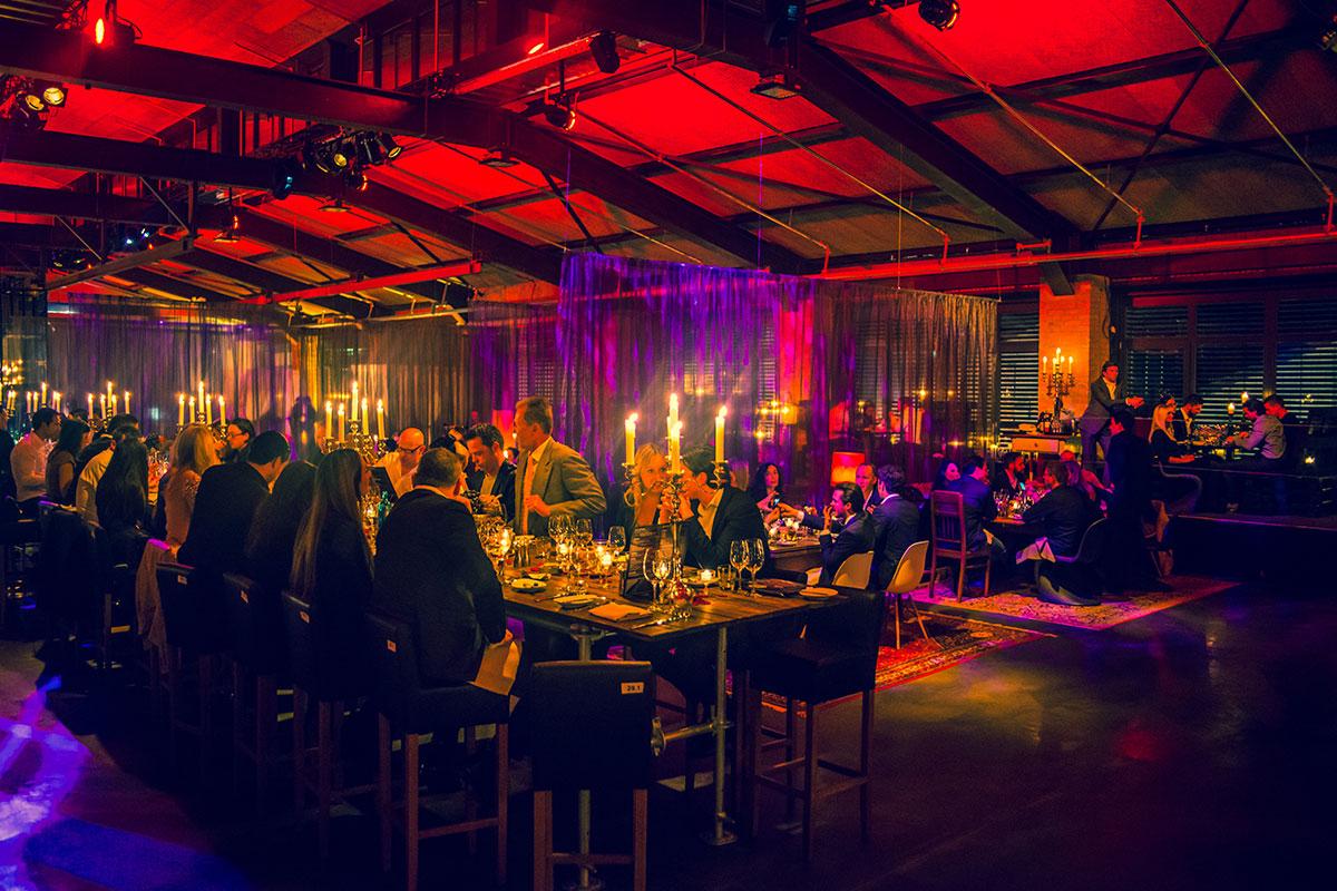 Supper Club im GOLDBERG[WERK] – ein temporärer Spielplatz für Urban Explorer