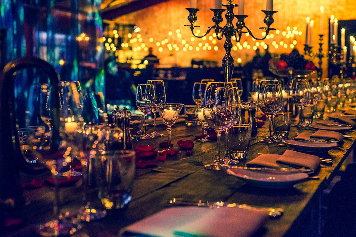 Supper Club im GOLDBERG[WERK]