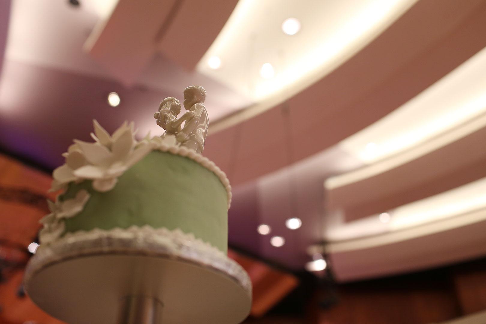Catering und Hochzeitstorte