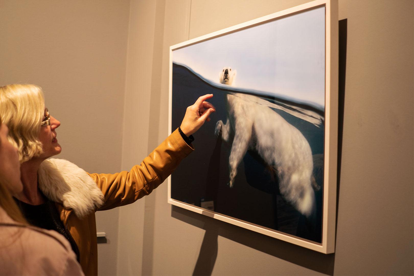 Vernissage Shapes of Water im LUMAS Stuttgart – das sind die Kunstwerke der Neuzeit