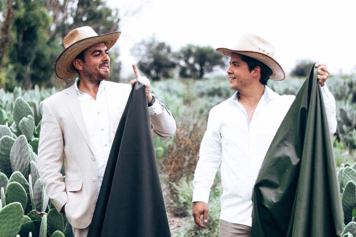 Adrian und Marte