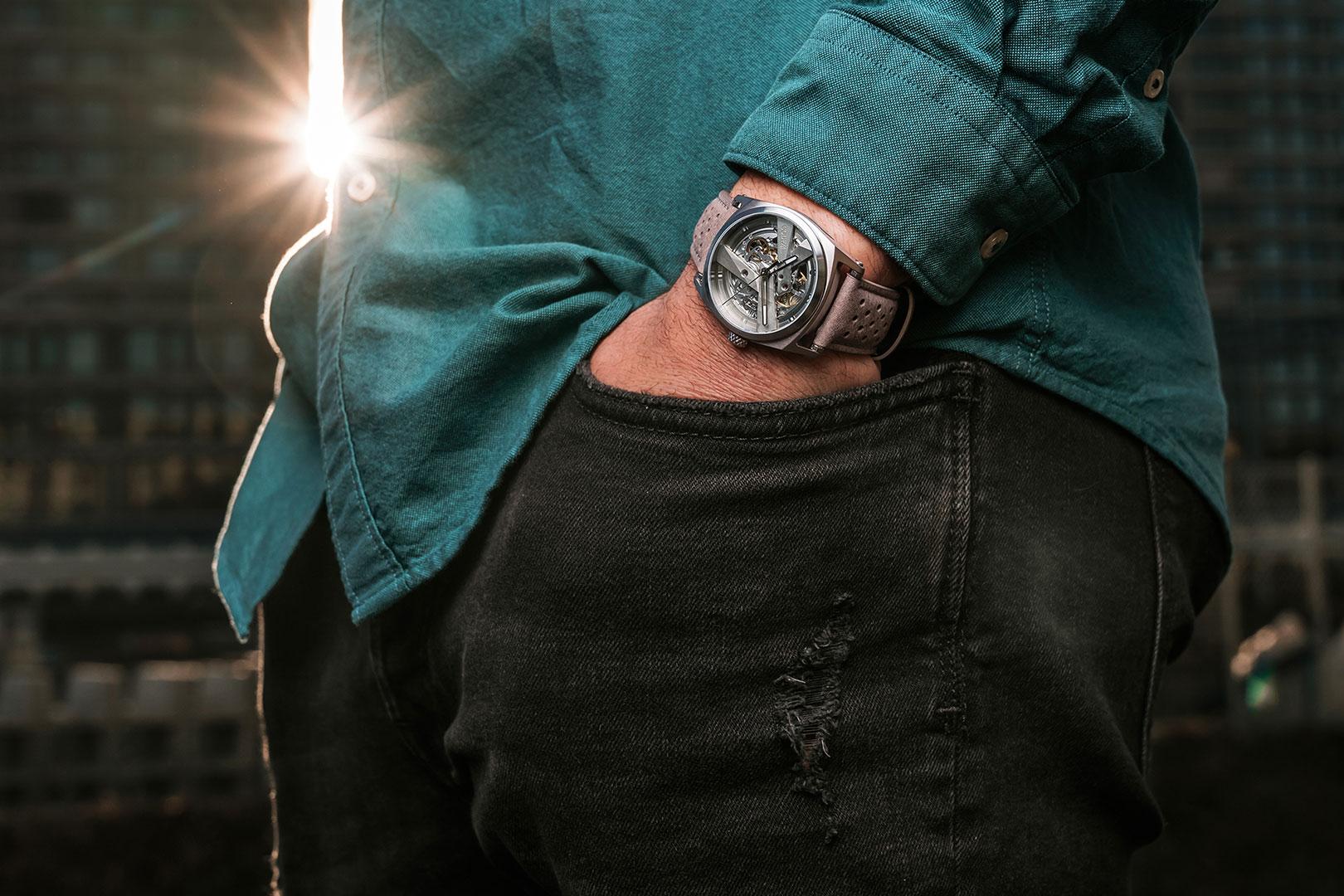 """Mehr als nur """"Swiss Made"""" – High End Uhren zum kleinen Preis von CODE41"""
