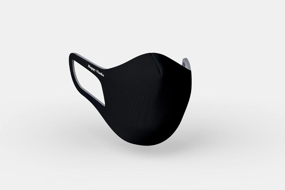 Happy Masks Mund-Nasen-Masken