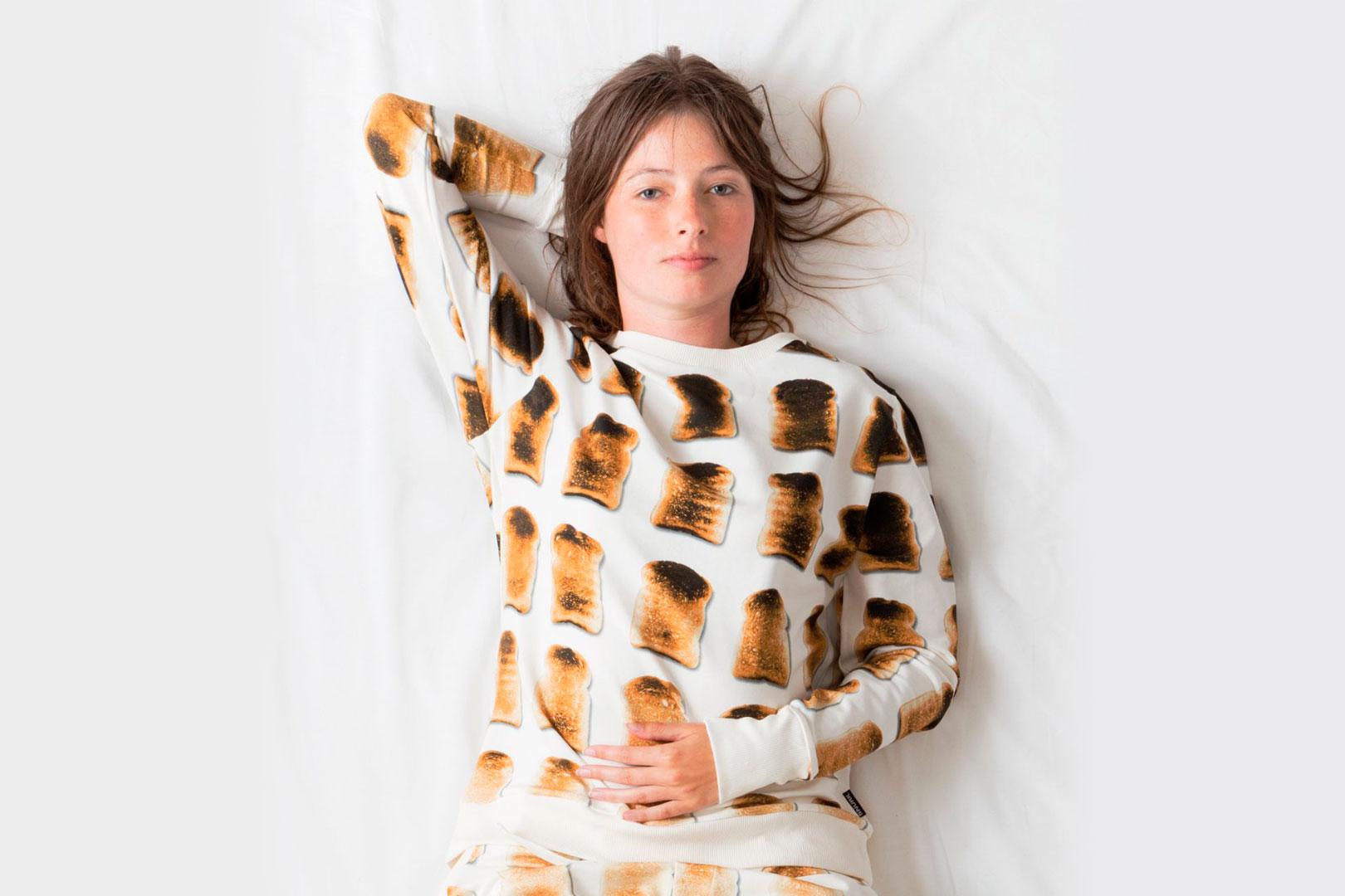 Toast Sweater – Eine Ode an das Frühstücksbrot – aber ohne Gluten