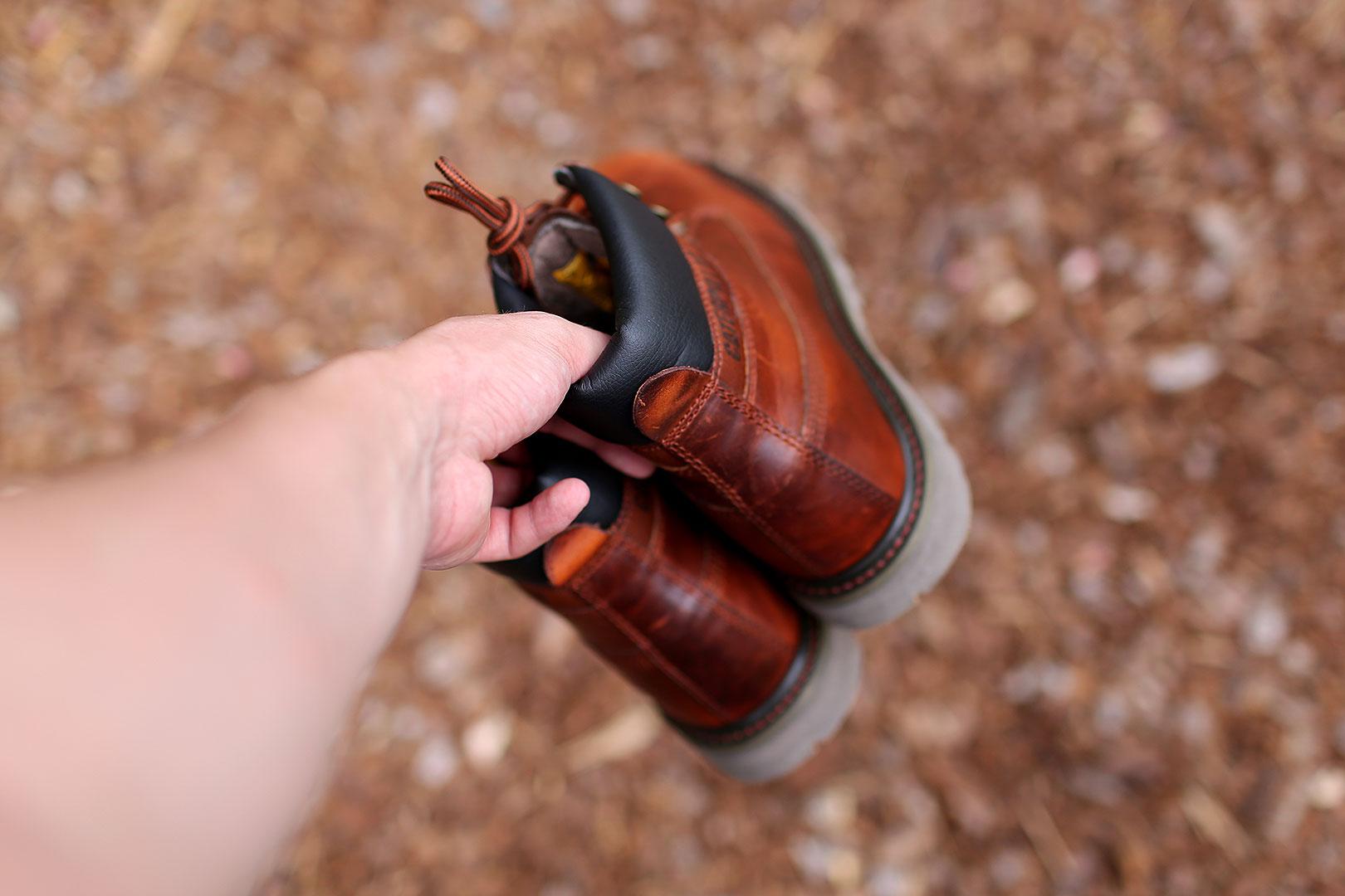 Worker Boots von Cat Footwear