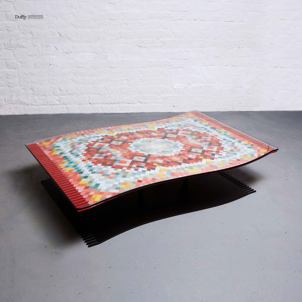 Flying Carpet Coffee Table #3