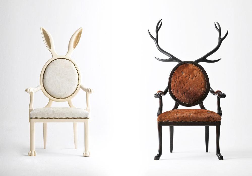 Handmade Hybrid Chairs