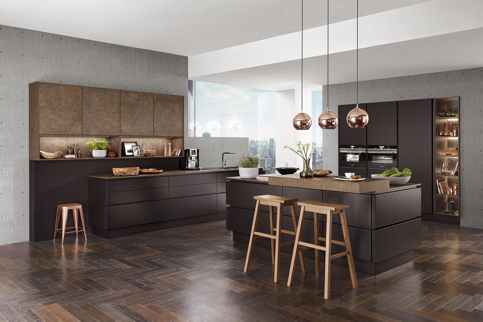 Welche Farbe ist dieses Jahr im Trend für Küchen?