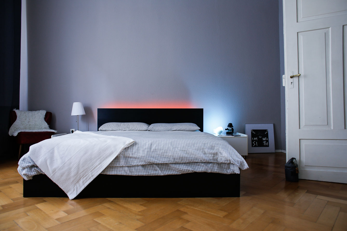 Smarte Beleuchtung durch Philips Hue