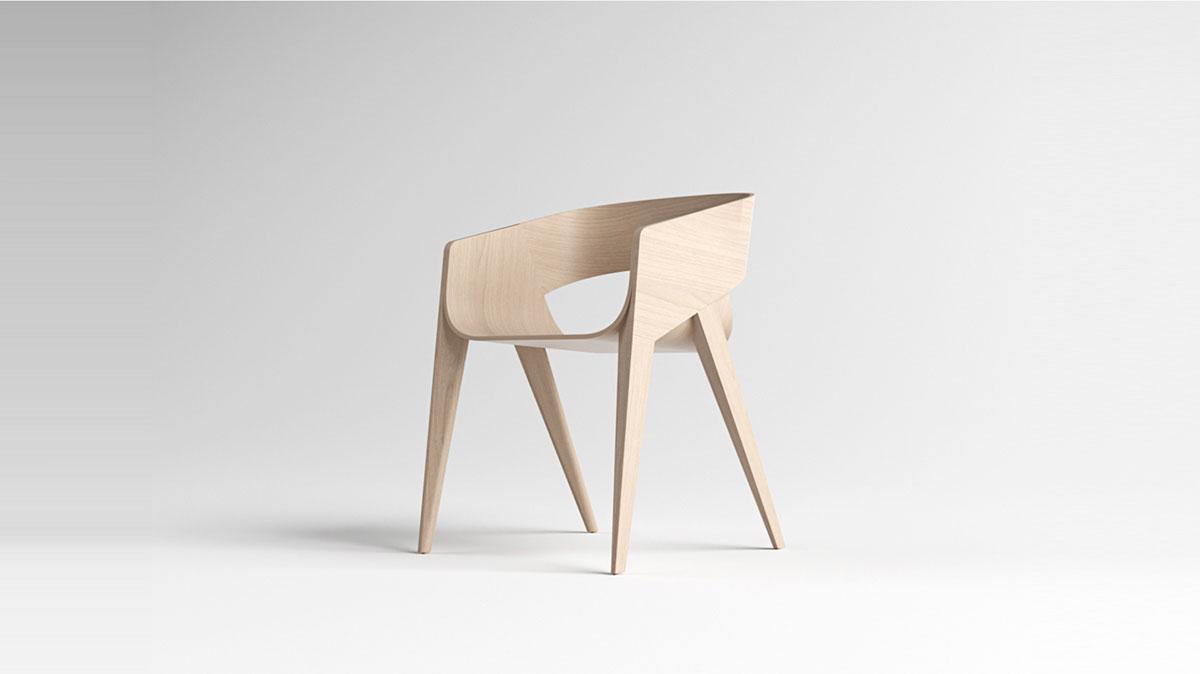 SLIM Chair #1