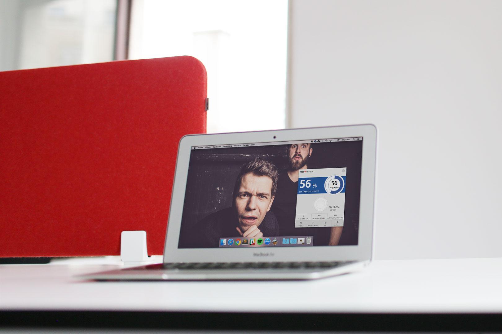 So verbessern höhenverstellbare Tische mit Desk Control deine Gesundheit