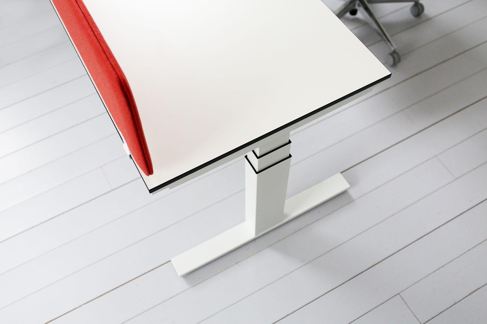 So verbessern höhenverstellbare Tische mit Desk-Control™ deine Gesundheit