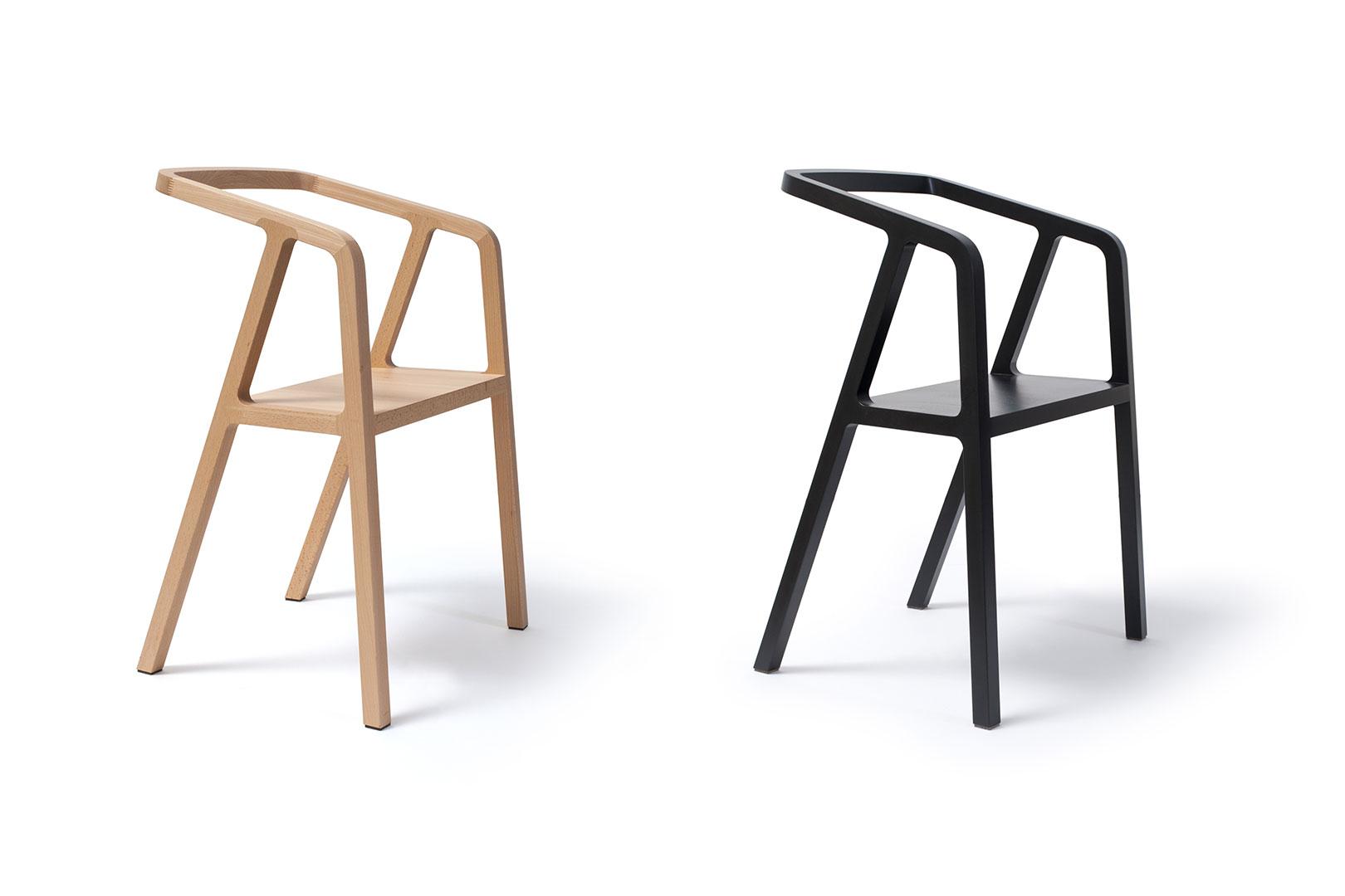More than a chair | der A-Chair von Thomas Feichtner