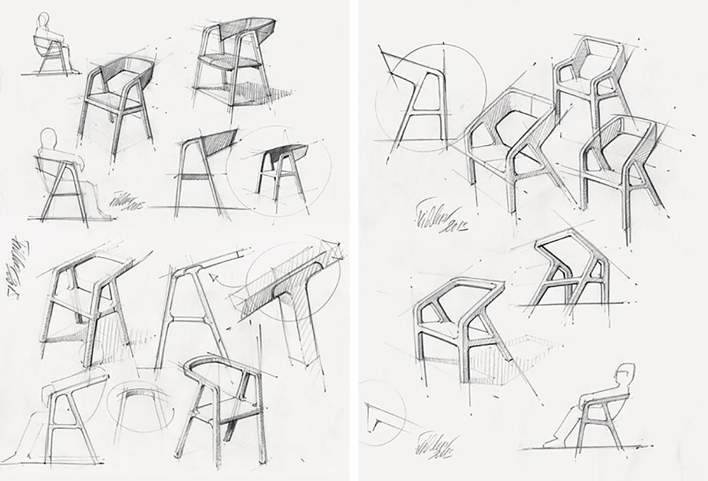 Thomas Feichtner A Chair