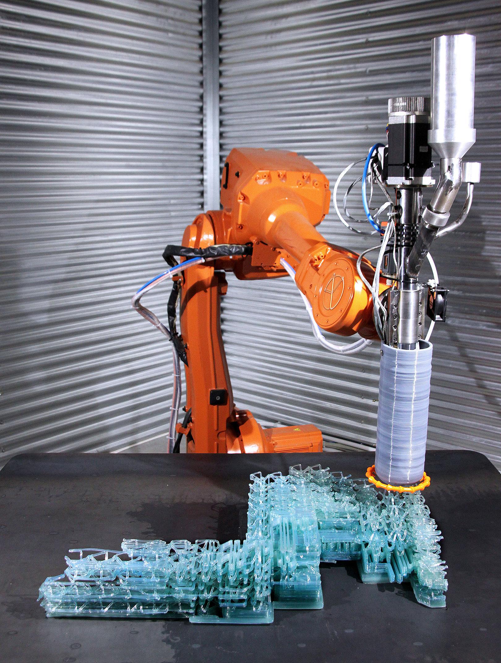 Die Designermöbel der Zukunft stammen aus dem 3D-Drucker