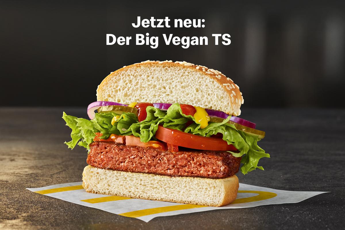 *Sponsored Post* Ob du´s glaubst oder nicht – Vegan gibt es jetzt auch bei McDonald´s