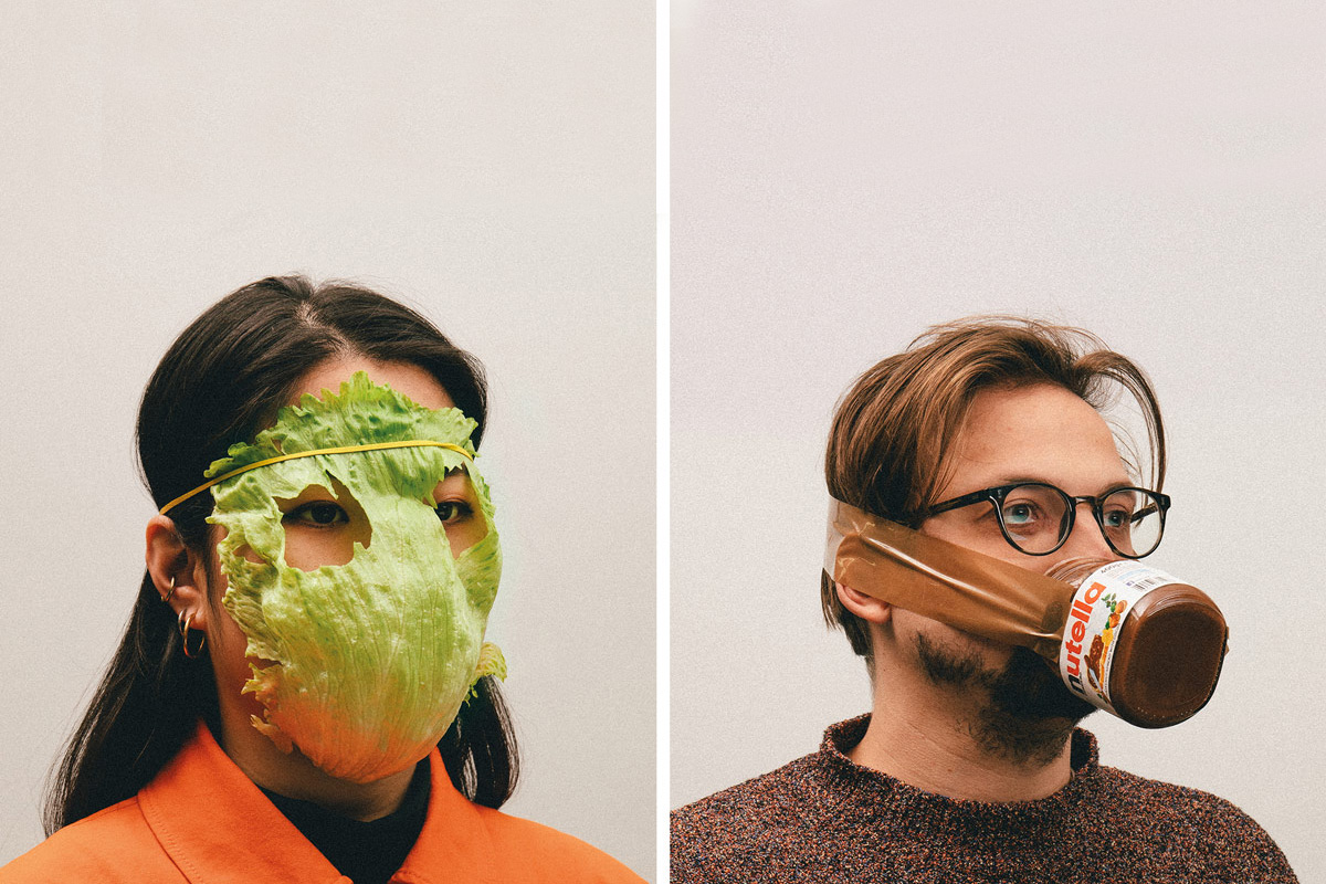 Quarantierte Sicherheit durch DIY Atemschutzmasken - Max Siedentopf
