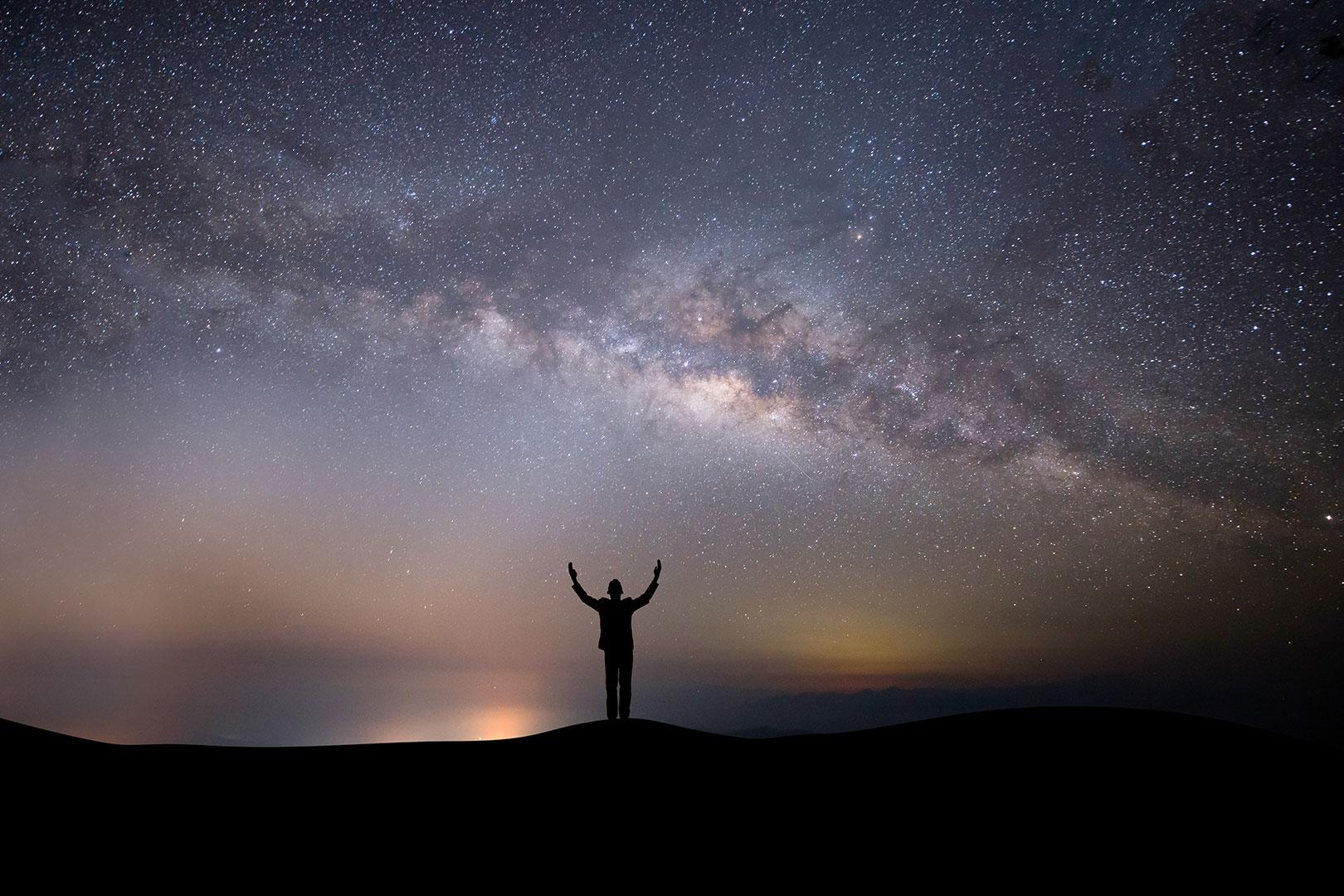 Astrofotografie - Teleskop kaufen und Sterne beobachten