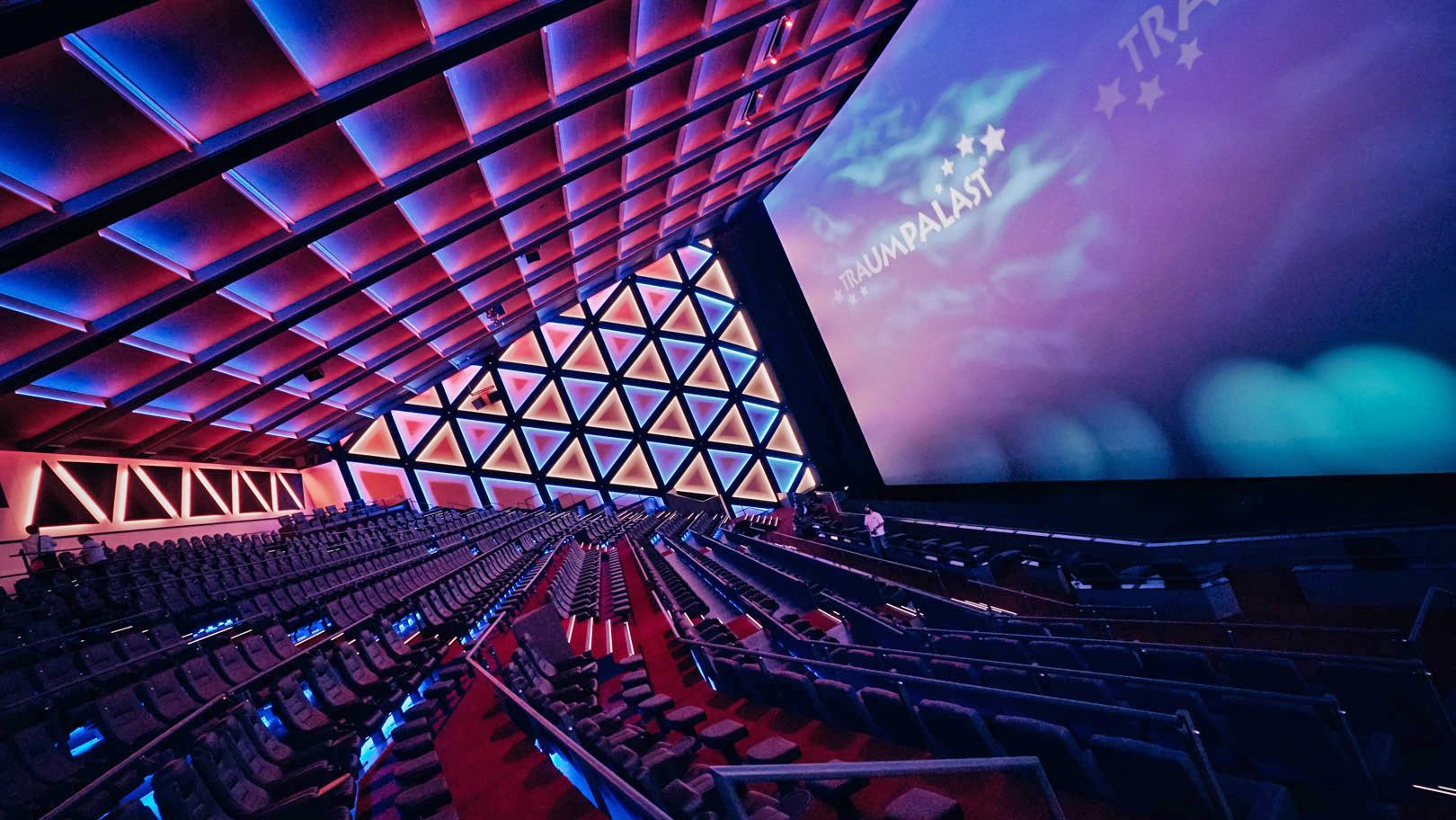 Go Big or Go Home – Die größte IMAX Leinwand der Welt