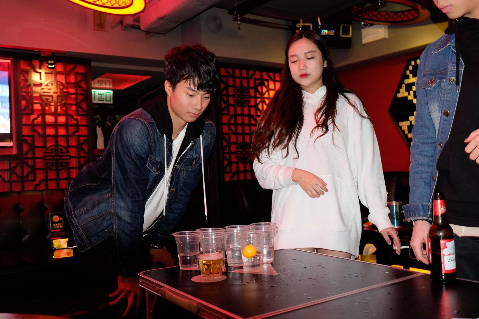 Hongkong billige Shots