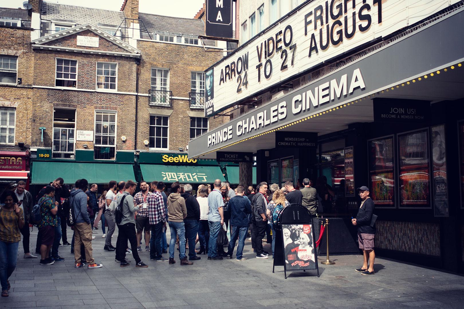 Kino meets Kopfhörer – Horrorfestival in London mit 3D-Sound von Sennheiser