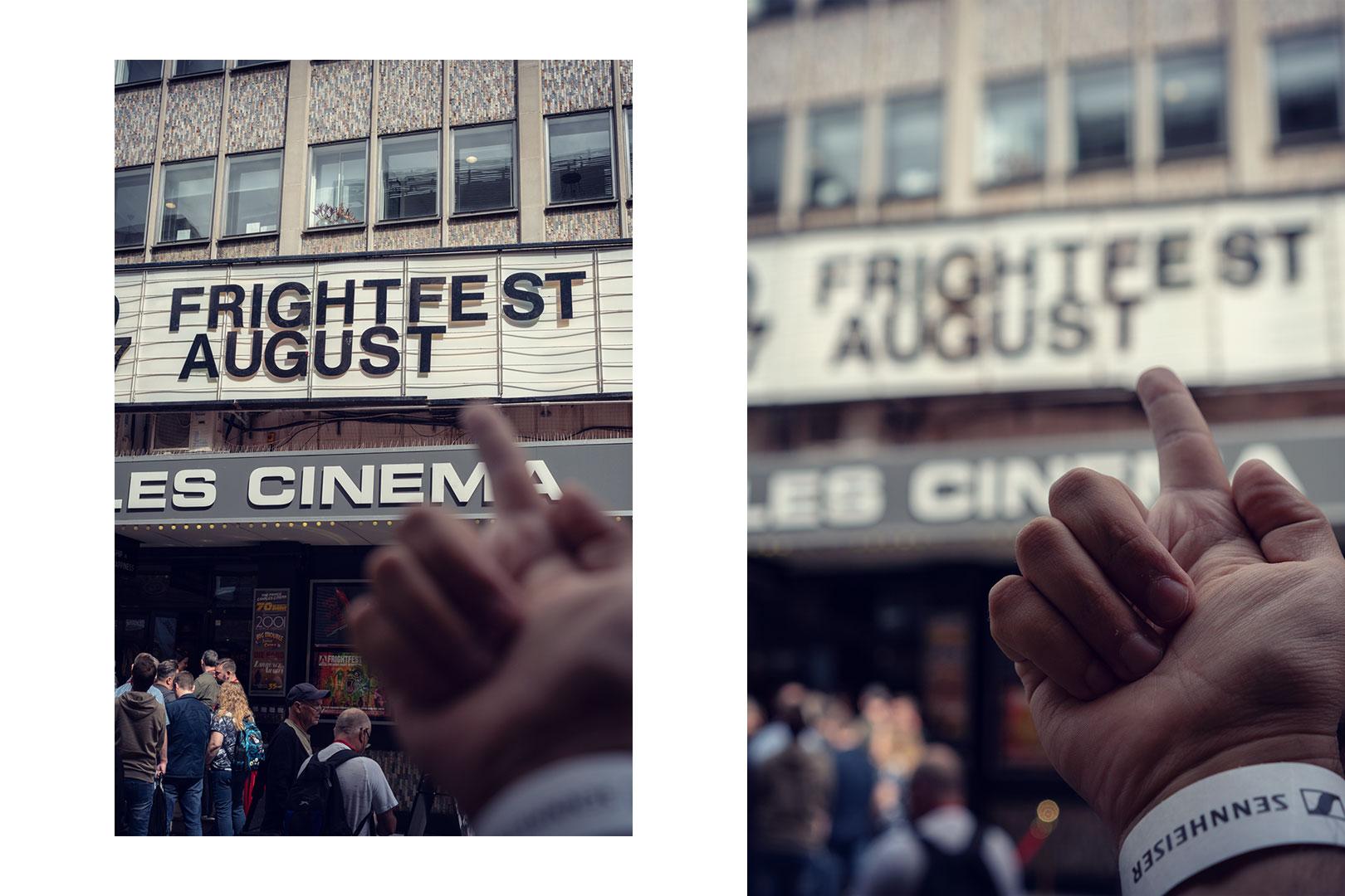 Fright Fest in London mit 3D-Sound von Sennheiser