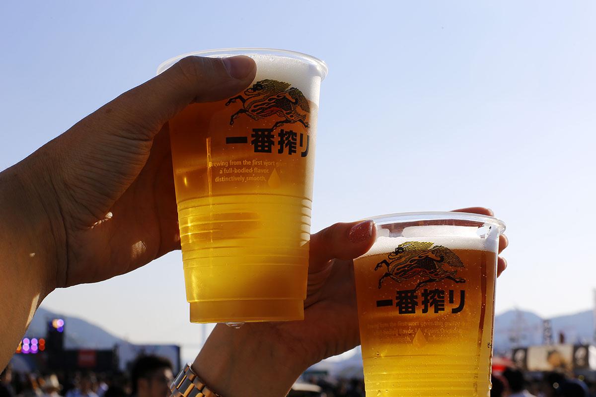 Dejima Festival im maritimen Nagasaki