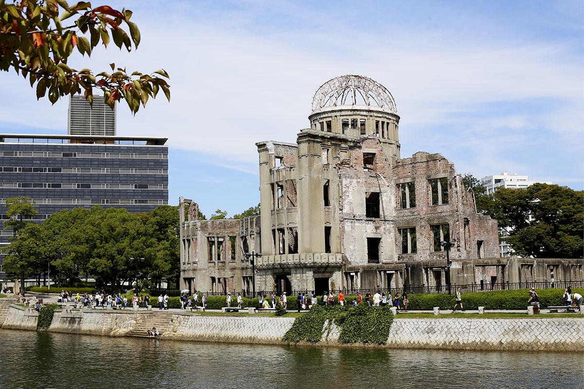 Ein Peace nach Hiroshima