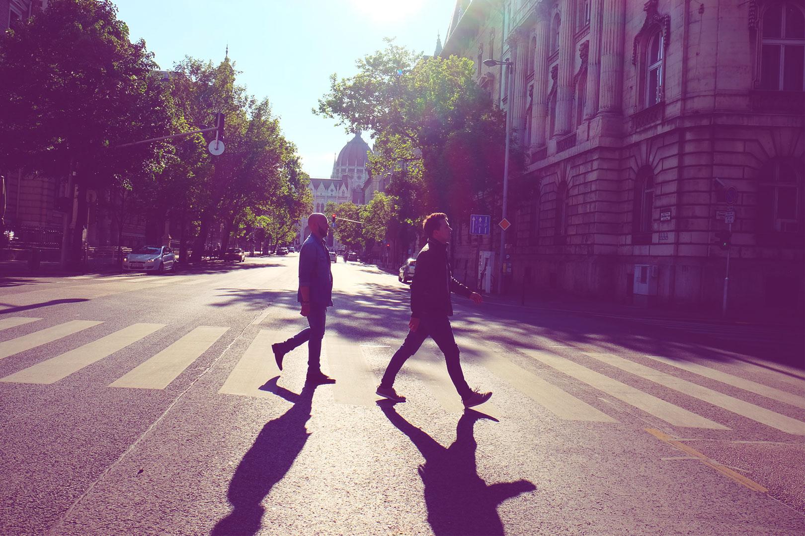 Ein Spaziergang durch Budapest