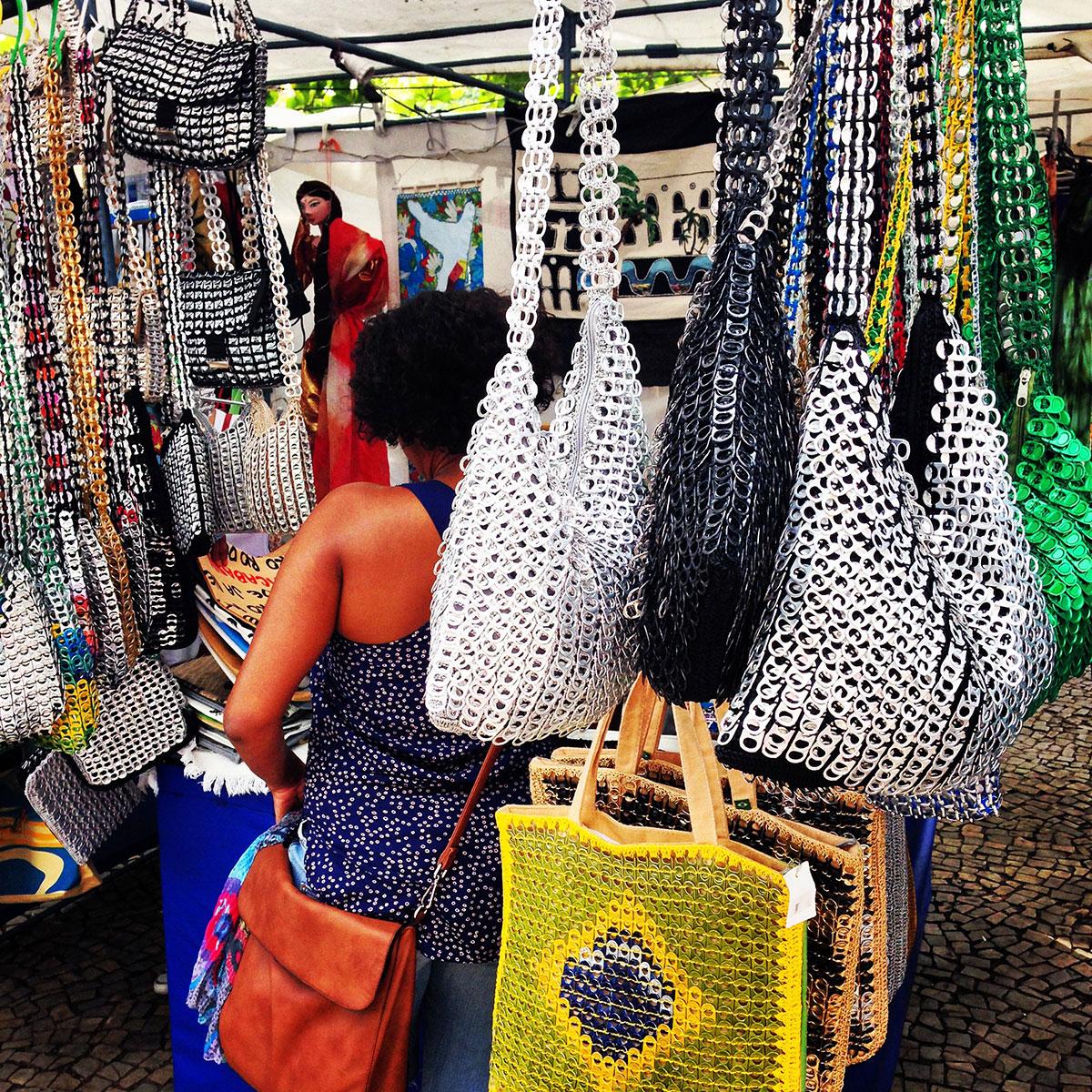 Rio de Janeiro Markt