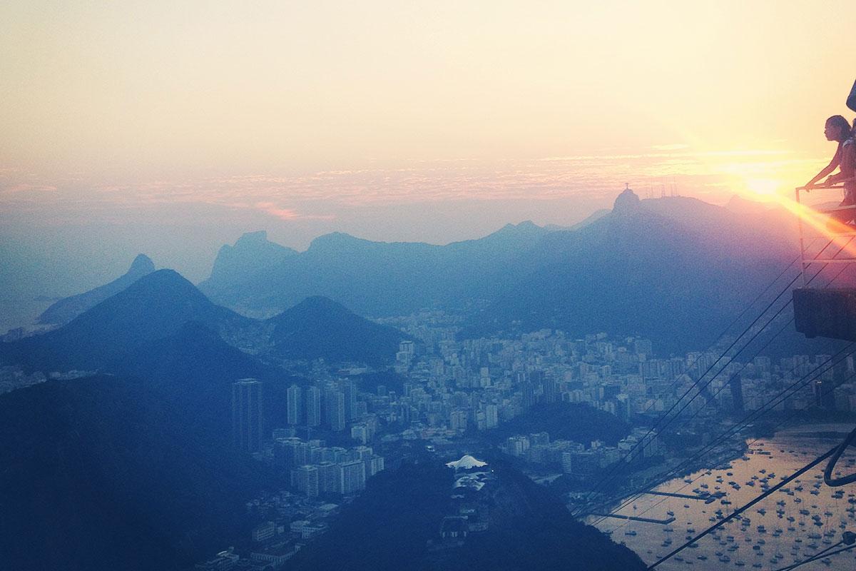 Impressionen aus Rio de Janeiro