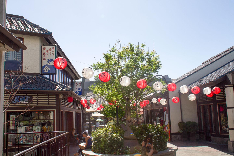 Chinatown, Little Tokyo und Koreatown