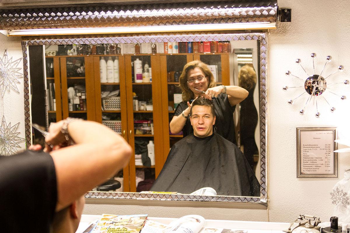 Barbier Friseur Helsinki