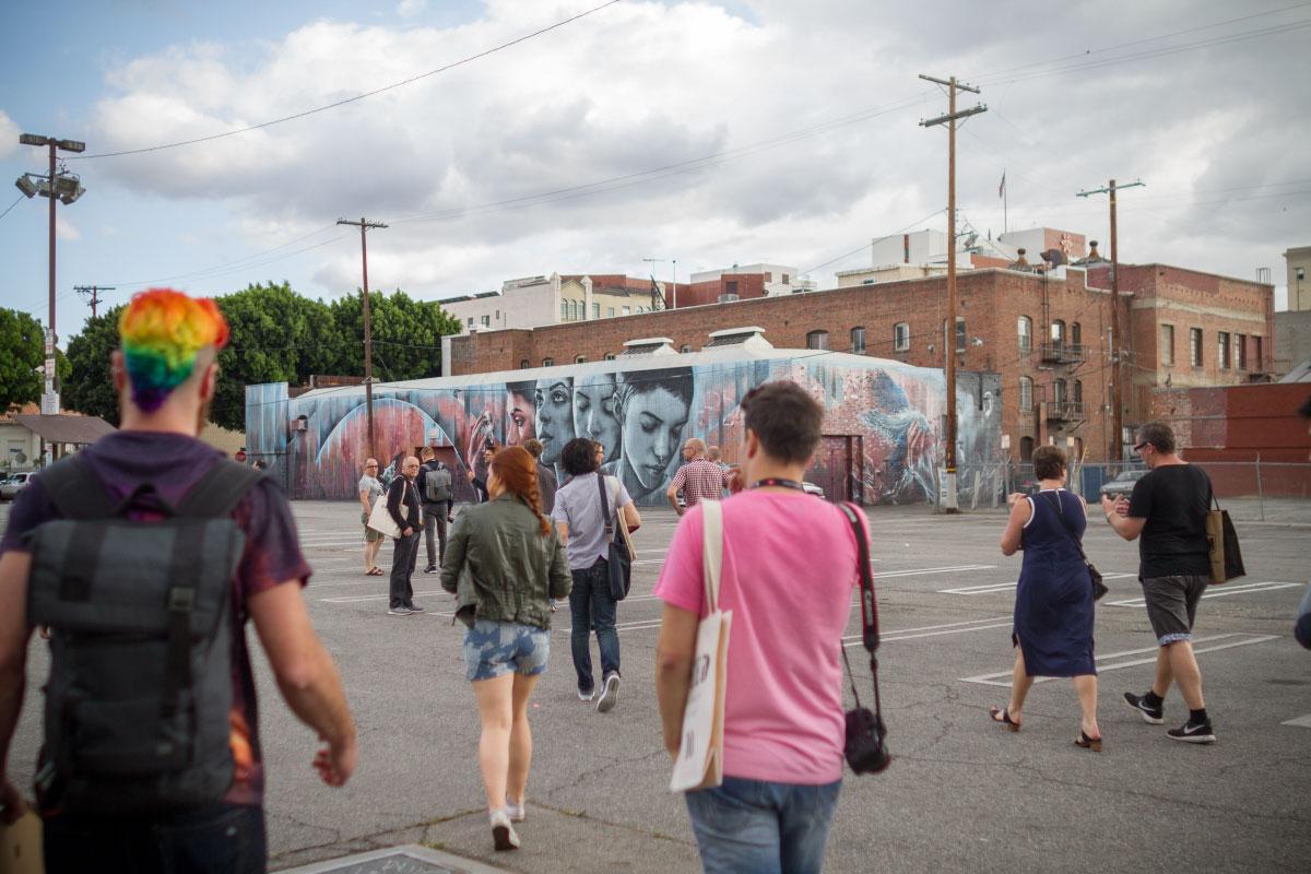 Photowalk durch Los Angeles mit Chris Orwig
