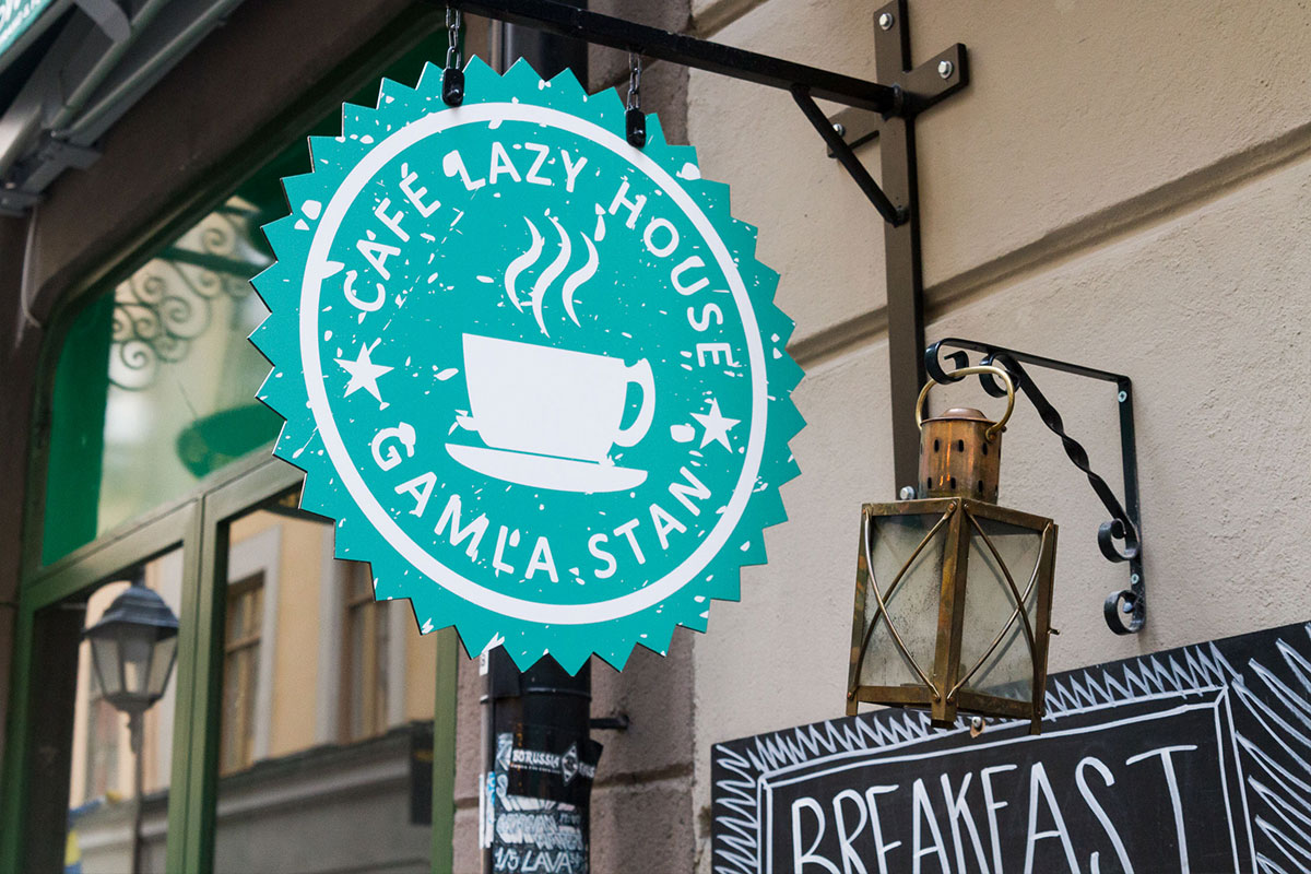 Café Lazy House