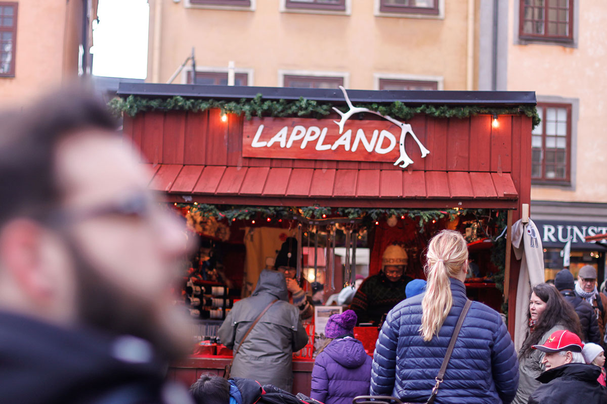 Skandinavien kennenlernen in Stockholm