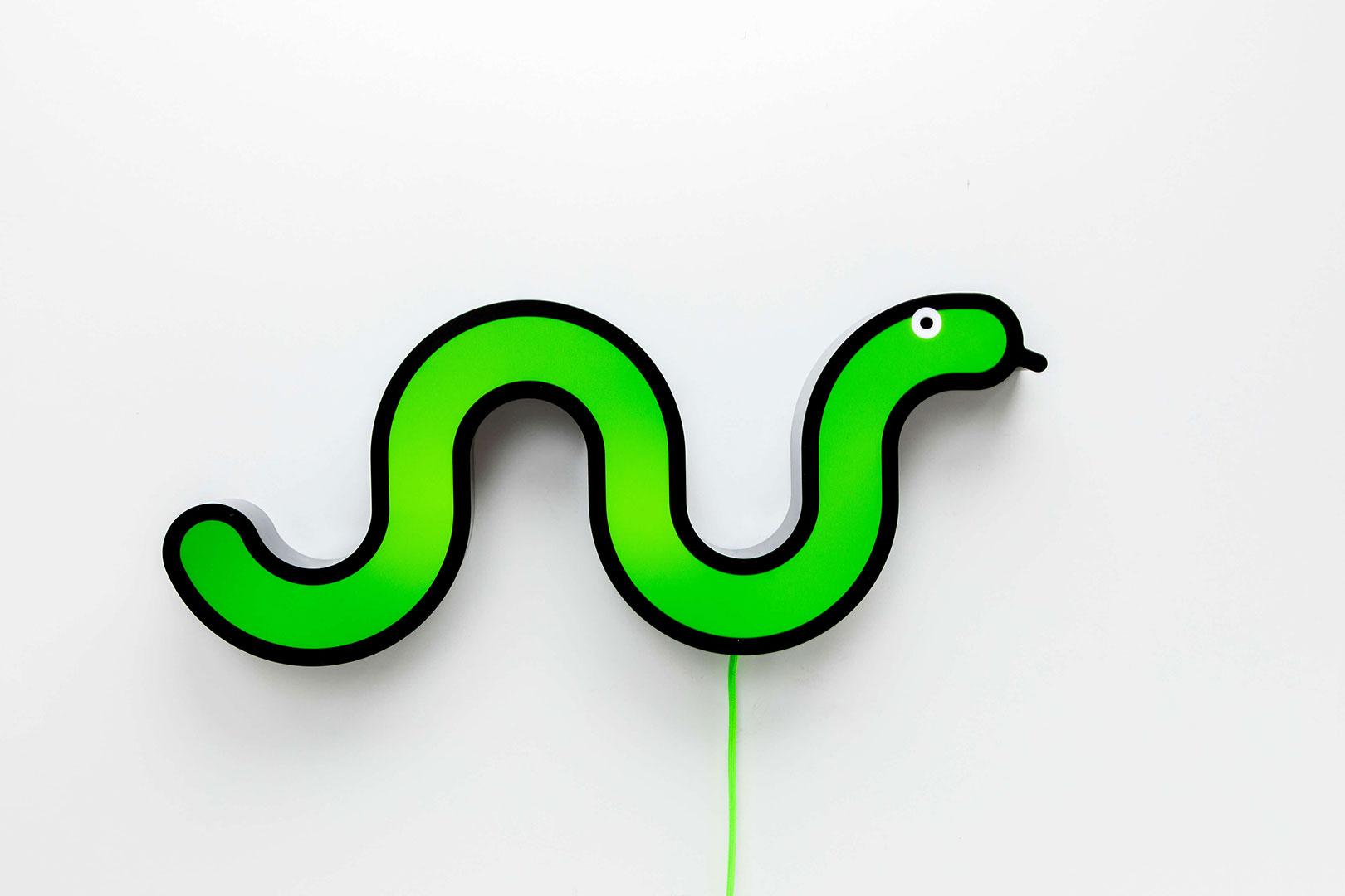 Zurück in die 80er mit Snake