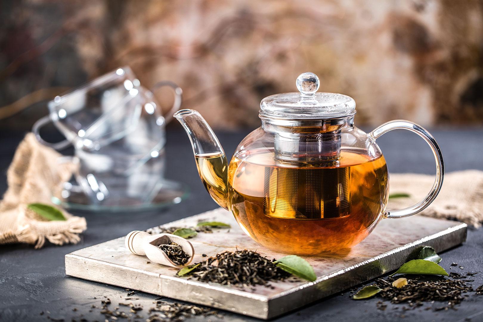 Schwarzer Tee, eine gute Geschenkidee zu Weihnachten