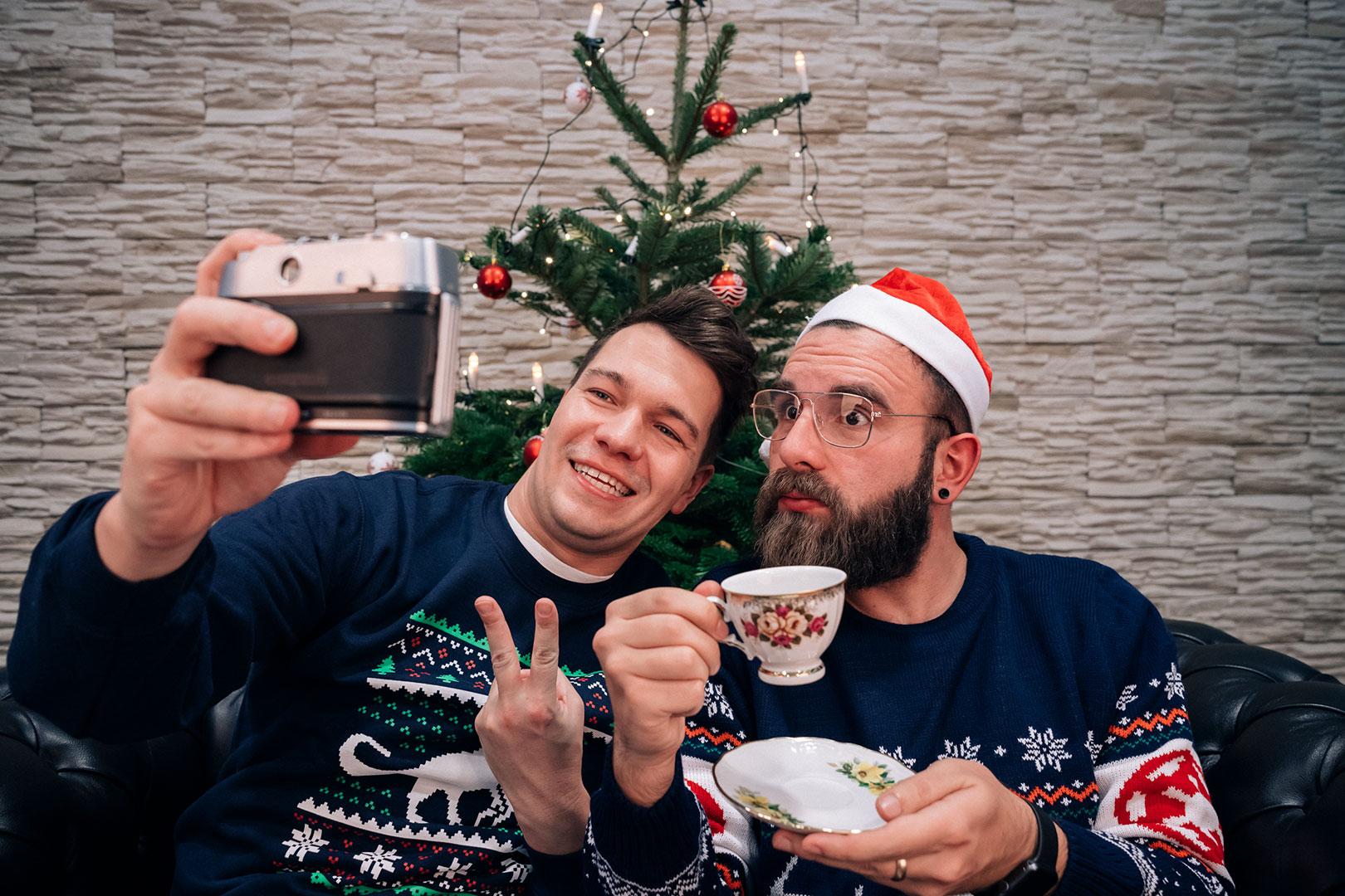 Schoenhaesslich Weihnachts Special 2018