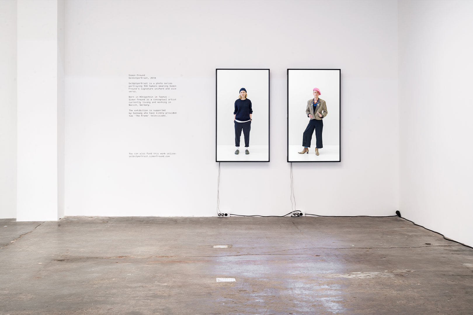 Kunstprojekt mit Profil