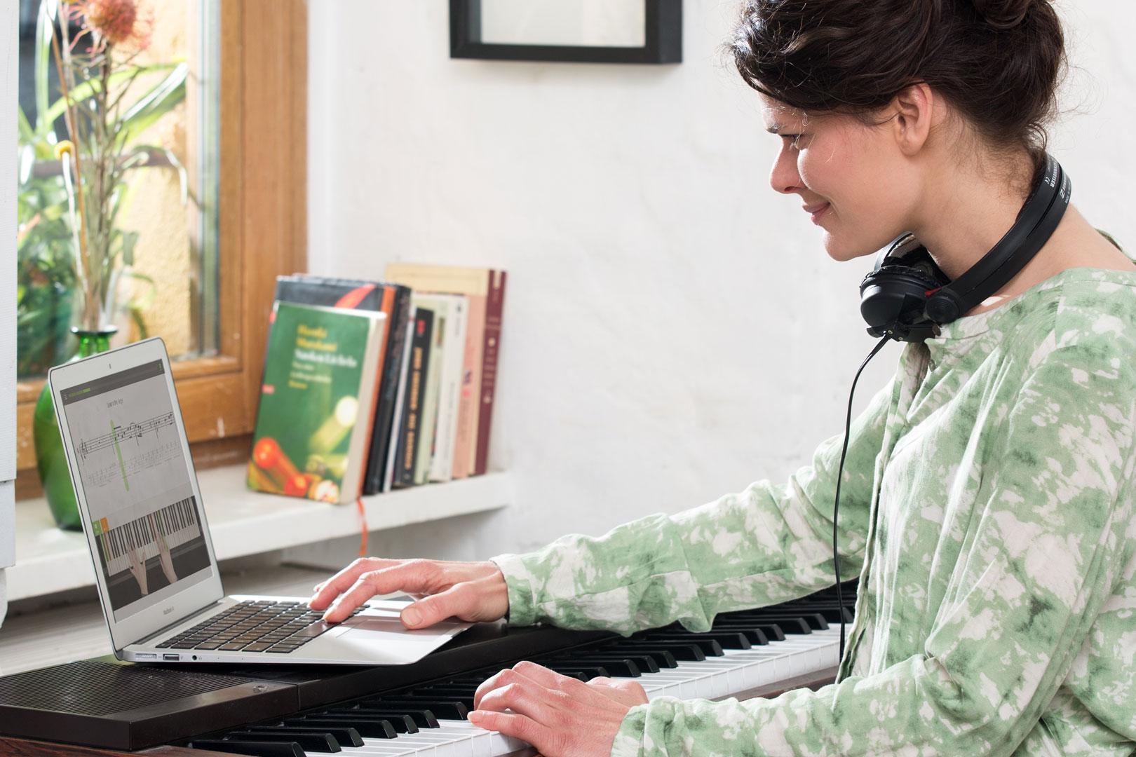 Skoove veröffentlicht nun Klavier App für Android