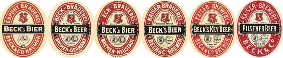 140 Jahre Beck's