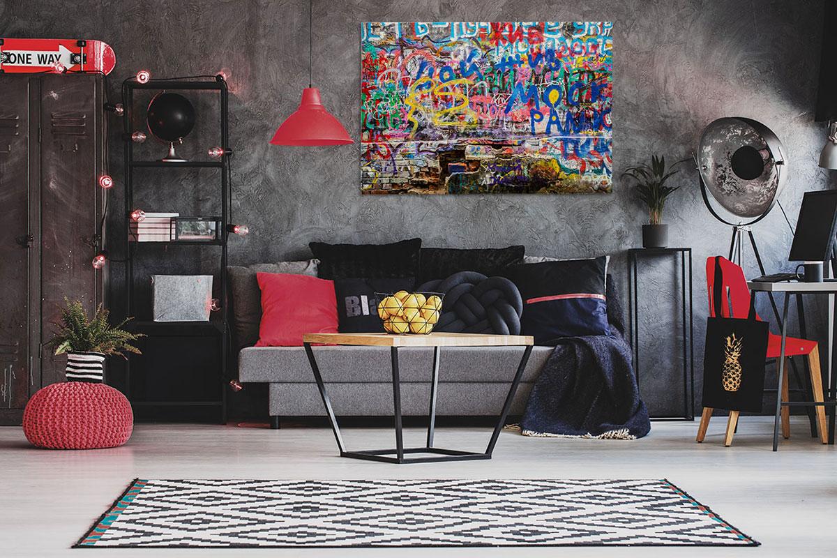 Moderne Wanddekorationen – Bilder und vieles mehr