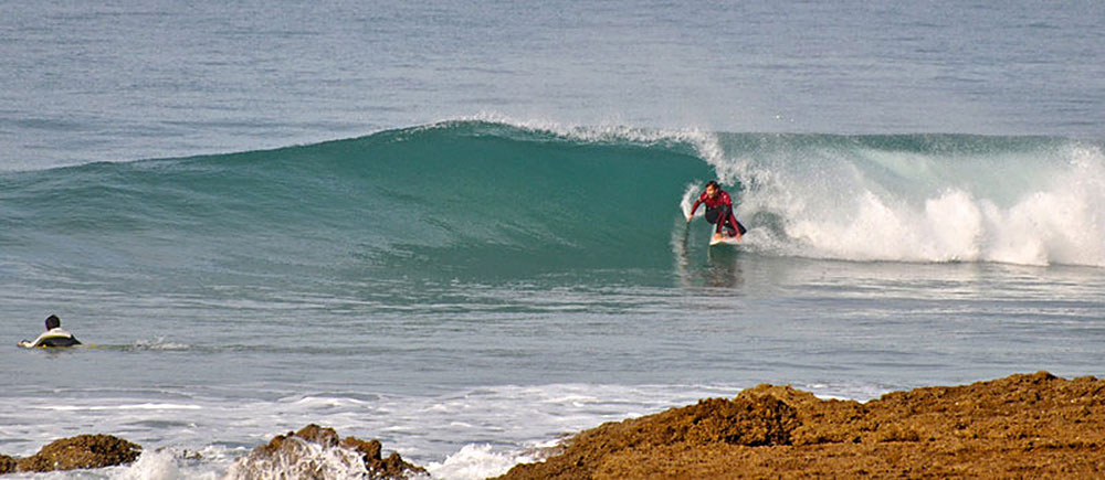 Surfcamp in Andalusien