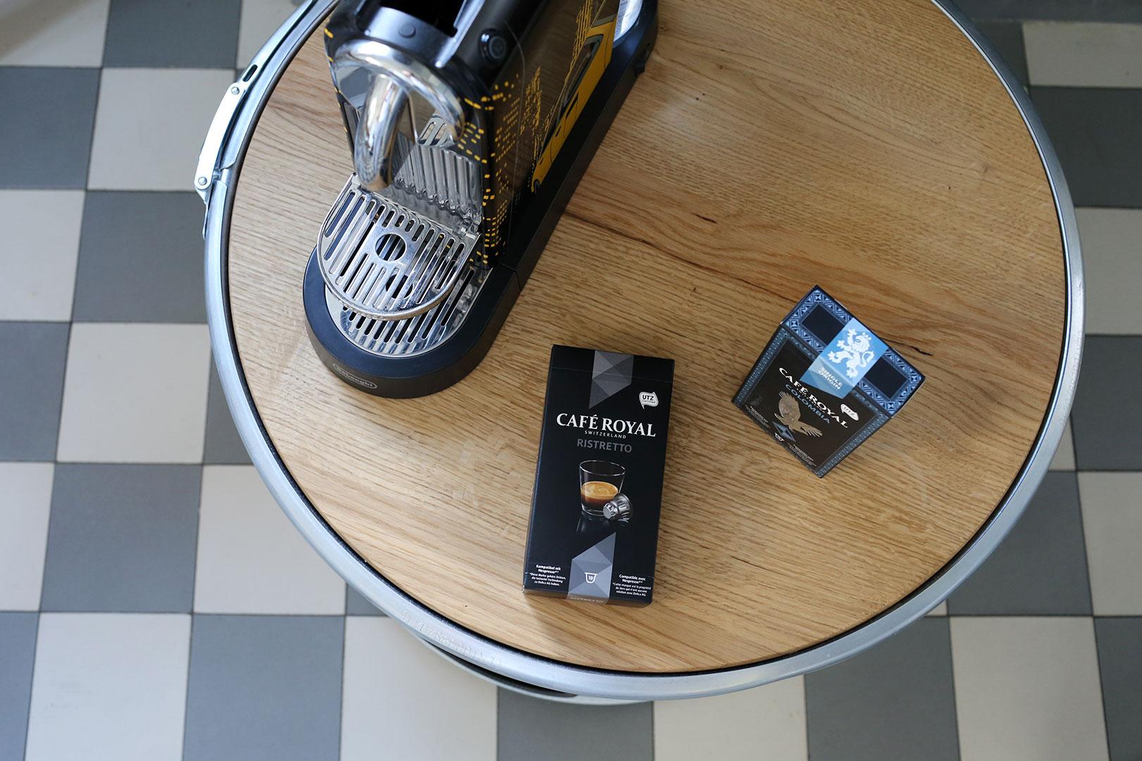 Kapseln für Nespresso-Maschinen
